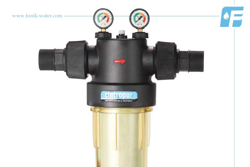 Филтри за вода Cintropur  с центробежно, механично пречистване на вода - 1