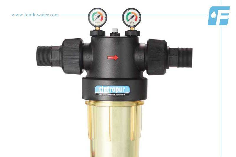 Филтри за вода Cintropur  с центробежно, механично пречистване на вода - 10