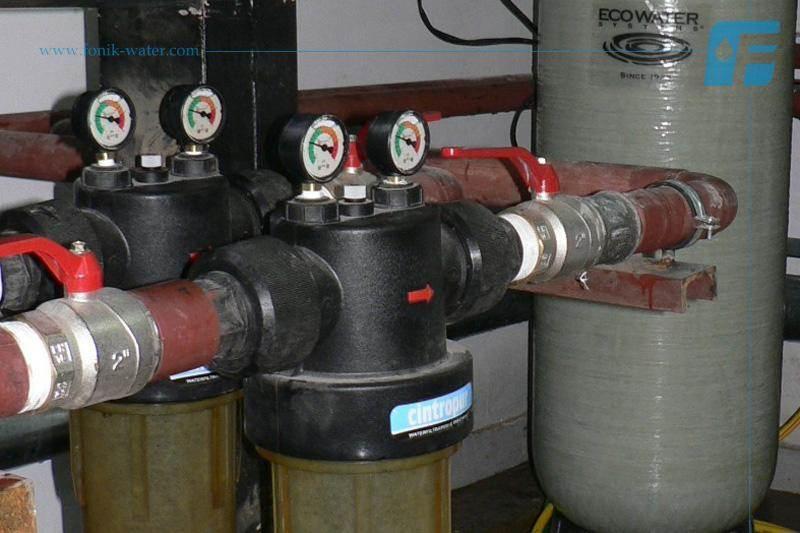 Филтри за вода Cintropur  с центробежно, механично пречистване на вода - 14