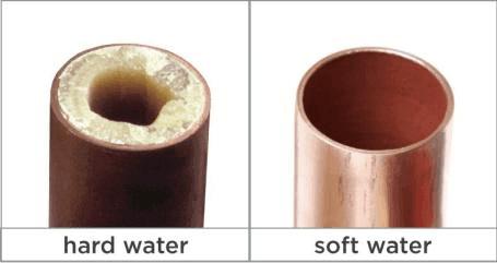 Защо котлите мразят твърдата вода